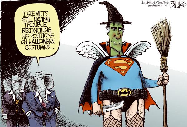 Mitt Halloween