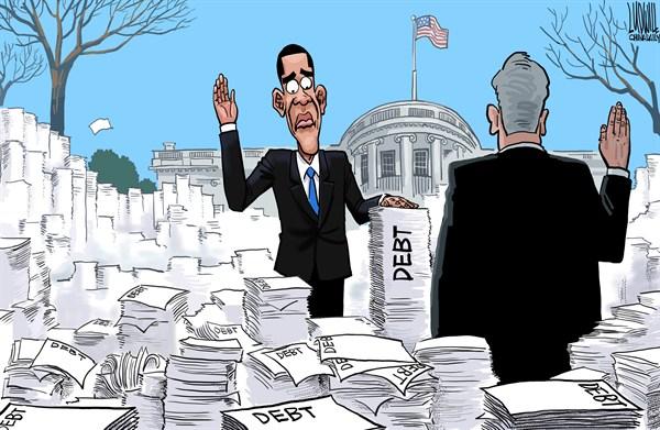 Oath on debt