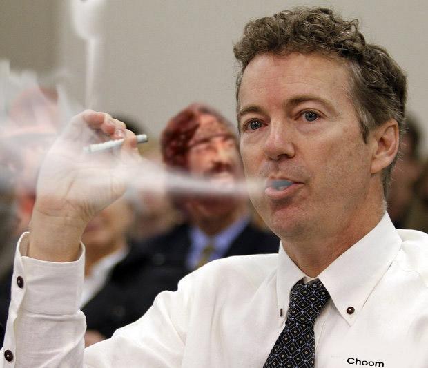 Rand Paul Senate Hearing