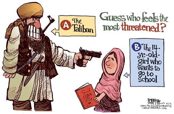 Taliban threat