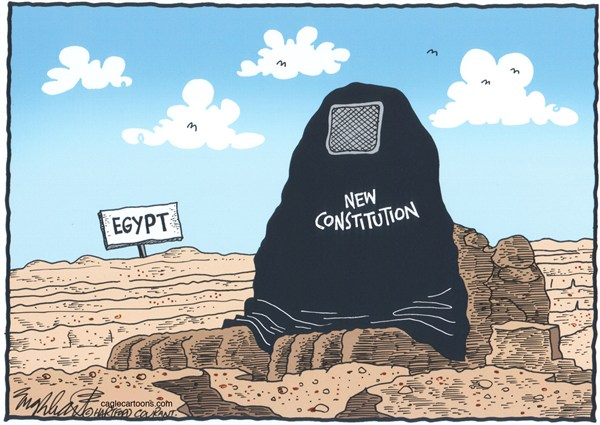 Egypt new constitution