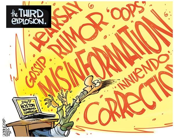 Bombing media