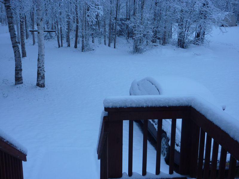 Snow Al's May 18-13
