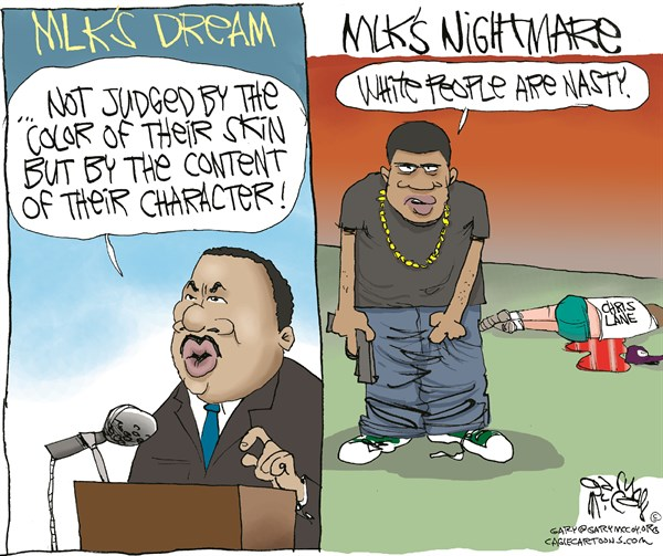 Mlk nightmare