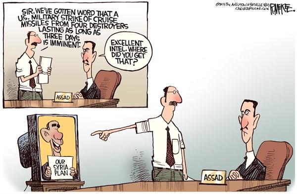 Obamas syria plan