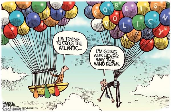Obama ballons