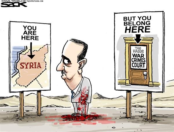 Asad war crimes court