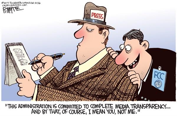 Media transparency