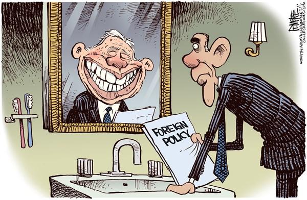Obama carter  moment