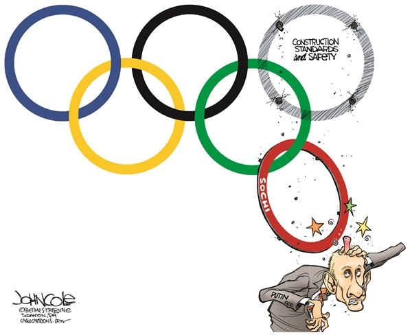 Olympics readiness