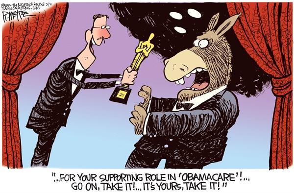 Obamacare oscar