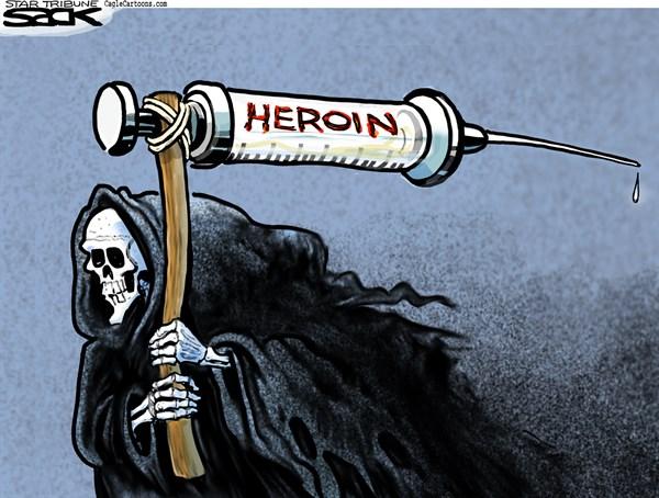 Grim reaper heroin