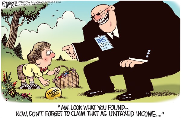Untaxed income