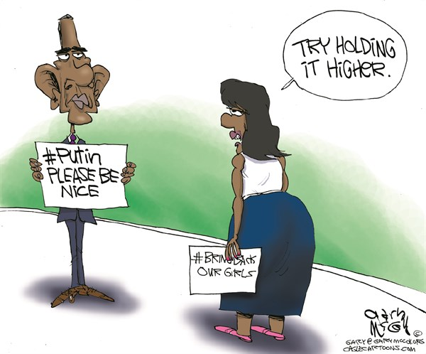 Obama putin sign